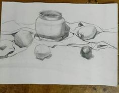 Practice the dark area in sketching. A4