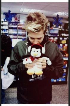 His love for penguins is directly proportional to my love for the band