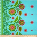 Michael Miller Garden Party - Discount Designer Fabric - Fabric.com