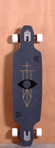 Goldcoast Serpentagram Longboard Complete 40""