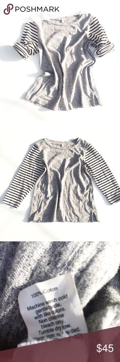 J.CREW long sleeve top. Size medium. J.CREW long sleeve top. Size medium. J. Crew Tops