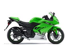 2010 kawasaki ninja 250 special edition