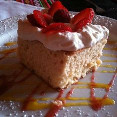 If you are ever in Encinitas, CA, you must make reservations to eat at Q'ero. It's a Peruvian restaurant that makes the best Tres Leches I have ever tasted. And the rest of the menu is excellent.