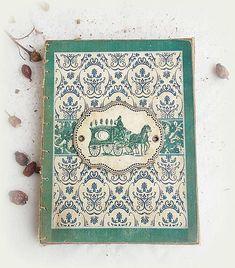 Vintage World Maps, Notebook, Handmade, Paper, Hand Made, The Notebook, Exercise Book, Handarbeit, Notebooks