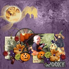 "Created using ""All Hallows Eve"" October Mega, by the Digital Scrapbooking Studio Design Team, #thestudio, #DSS, http://www.digitalscrapbookingstudio.com/personal-use/kits/october-2015-all-hallows-eve/"