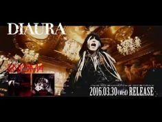DIAURA 2016.03.30(wed)Release『ENIGMA』CM SPOT