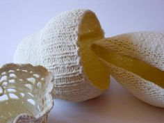Knitted Porcelain - John Bauer Art
