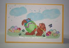 Kory Scrap: Mini Candy de Cumpleaños.. Felices pascuas