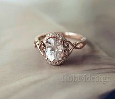 How could I say no to the man of my dreams when he presents me with the ring on my dreams?