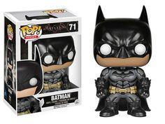 Pop! Heroes: Arkham Knight - Batman - Batman Arkham Knight (Video Game)