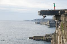 The Roof, Inis Mór, The Aran Islands