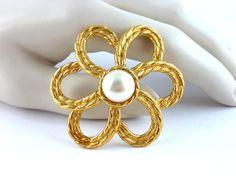 BALENCIAGA * Gorgeous vintage scarf ring