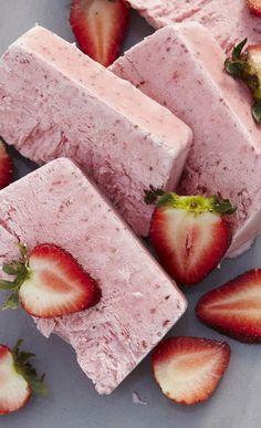 Strawberry Semifredd