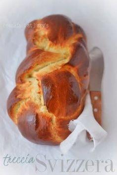 breakfast at lizzy's: La brioche delle feste, treccia svizzera al burro [The zopf: swiss butter bread]