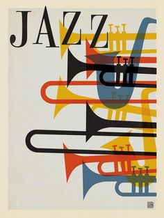 Anderson Design Group – The Mod Collection – Mid-Century Jazz