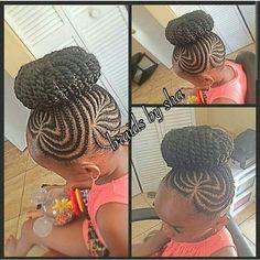 Hairstyles For Kids Love This Cute Stylekiakhameleon  Httpcommunity