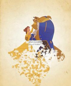 beauty and the beast, tale as old as time