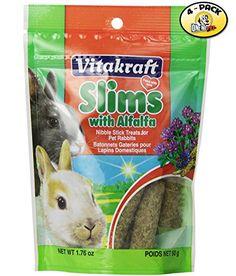 Vitakraft Alfalfa Slims Nibble Stick Treats for Rabbits -... https://www.amazon.com/dp/B00U5L3YF2/ref=cm_sw_r_pi_dp_x_RBIgyb0EBVNH3
