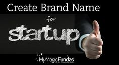branding tips to create a memorable name for startup business.