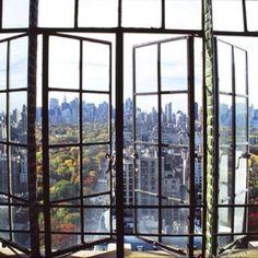 Overlooking NYC