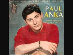 ▶ Paul Anka - That's Love (1958) - YouTube