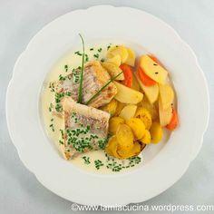 Zander mit Beurre ciboulette  by lamiacucina