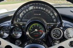 Duntov's Secret - 1961 Chevrolet Corvette Gulf Oil Race Car