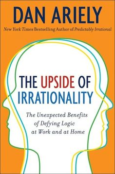 After the Predictably Irrational slam-dunk, behavioral economist Dan Ariely outdid himself in The Upside of Irrationality: The Unexpected Benefits of Defying Logic at Work and at Home — not only a powerful research-driven look at the practical applications of irrationality, but also a personal story of the youthful accident that left Ariely scarred and sent him into years of painful physical therapy. We featured the book as one of our favorite 5 perspectives on the psychology of choice.
