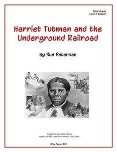 44 Harriet Tubman Ideas Harriet Tubman Underground Railroad Black History Month