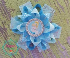 Princess Cinderella  character  inspired by ElliesHappinessBows
