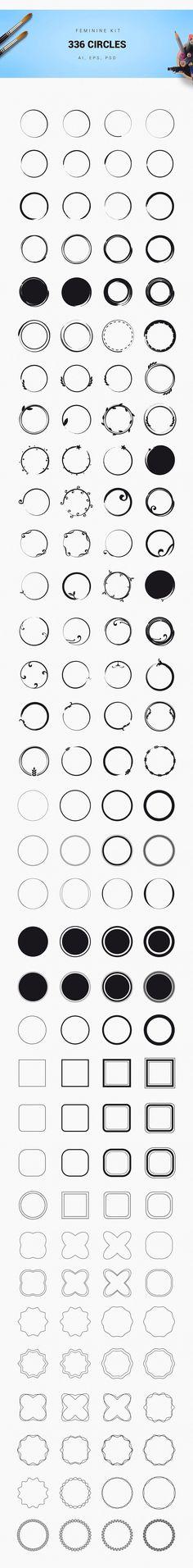 MEGA BUNDLE 1100 Logos & Badges by DesignDistrict on @creativemarket #ad