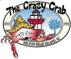 Crazy Crab Seafood Restaurant Hilton Head Island South Carolina   MINNOWS MENU