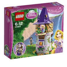 Lego Disney Princesse - 41054 - Jeu De Construction - La Tour De Raiponce LEGO http://www.amazon.fr/dp/B00F3B37BK/ref=cm_sw_r_pi_dp_-V7Rwb1KXHB8P
