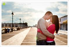 boardwalk engagement photos - Google Search