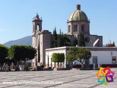 RECORRIENDO MICHOACÁN. Rodeada de un maravilloso lago, la ciudad de Cuitzeo es el destino perfecto si lo que desea es pasar un día relajado envuelto de bellezas naturales y un poco de historia. Durante su próxima visita a Michoacán, le invitamos a visitar el convento agustino que data del siglo XVI. BEST WESTERN MORELIA http://www.bestwestern.com.mx/best-western-plus-gran-hotel-morelia/