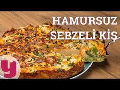 Hamursuz Sebzeli Kiş Tarifi (Misafir Şaşırtır!) | Yemek.com - YouTube