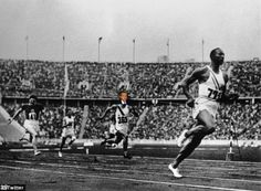 Forgot he was an athlete: @theObamadiary also puts Williams at the 1936 Olympics in Berlin... 1936 Olympics, Summer Olympics, Berlin Olympics, Jesse Owens, Brian Williams, Memes For Him, News Anchor, Political Views, Black History Month