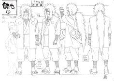 Reference Sheets Naruto on Pinterest | Naruto, Naruto Uzumaki and ...