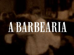 A Barbearia by Lucas Campoi