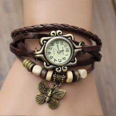 Comprar Relógio pulseira Steampunk feminino na inovinachina