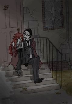 William and Grell :*