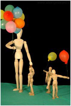 Le Marchand de ballons © Alex Grisward www.alex-grisward.com