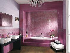 Idea per il bagno grande Fap ceramiche: piastrelle bagno per pavimenti e rivestimenti