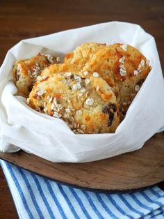 Koolhydraatarme kwarkbroodjes met gedroogde vijgen - Flying Foodie !