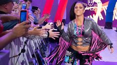 The official home of the latest WWE news, results and events. Get breaking news, photos, and video of your favorite WWE Superstars. Wwe News, Wwe Superstars, Style, Fashion, Swag, Moda, Fashion Styles, Fashion Illustrations, Outfits