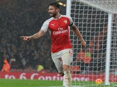 """Arsene Wenger has claimed that Olivier Giroud is one of the """"best strikers in Europe""""."""