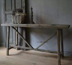 Prachtige side table van Landelijk @home