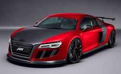 ABT Sportsline GmbH can create this Audi