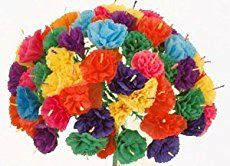 Crepe paper flowers look like natural flowers but last longer and won't wilt or droop. That's why they are very popular for decoration. There are many creative ways to make beautiful crepe paper flowers and here's a nice example. Flowers made in this way look so vivid and delicate. You …