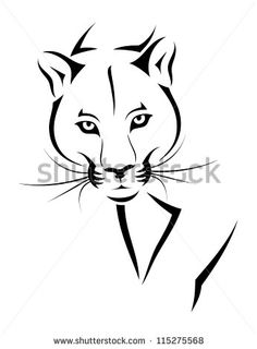 Cartoon panther Stock Photos, Images, & Pictures   Shutterstock